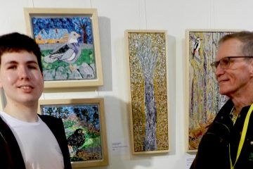 FROM WASTE TO WALL - The art event attracting widespread attention! on Eastbourne Bournefree website