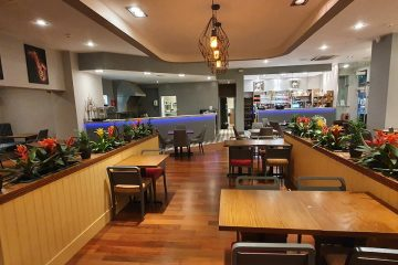 Flames Restaurant and bar to open at 10am tomorrow in Eastbourne Town Centre on Eastbourne Bournefree website