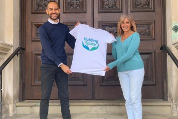 Eastbourne-based Holding Space granted charitable status on Eastbourne Bournefree website