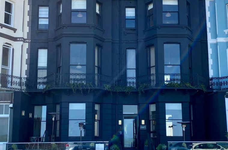 Eastbourne's newest hotel nominated for two international awards on Eastbourne Bournefree website, Port Hotel