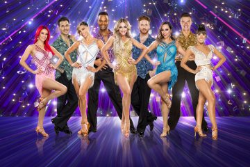 STRICTLY COME DANCING PROFESSIONALS TOUR HEADS TO EASTBOURNE on Eastbourne Bournefree website