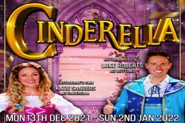 Cinderella Panto image on Bournefree Live news website