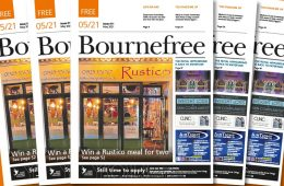 More outlets in Eastbourne where you can pick up May's Bournefree magazine on Eastbourne Bournefree website