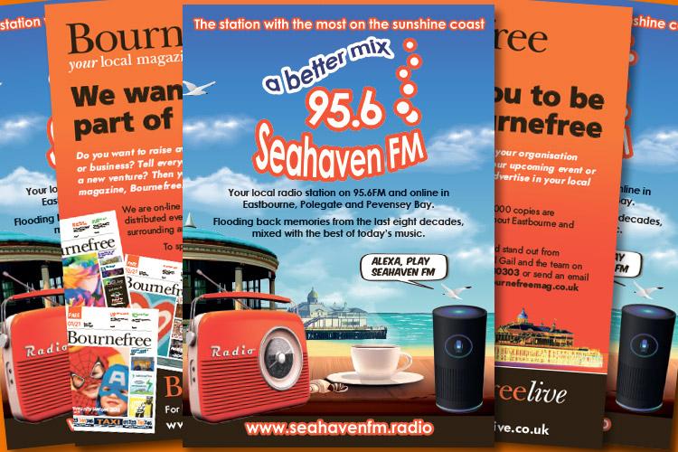 Bournefree Magazine – Seahaven Leaflet on Bournefree Live news website