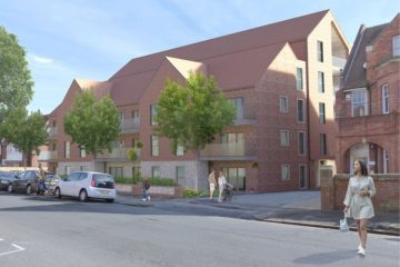 35 new homes on former Law Courts site in Eastbourne Town Centre on Eastbourne Bournefree website