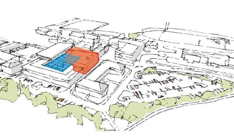 East Sussex College plans new building at its Kings Drive campus on Eastbourne Bournefree website