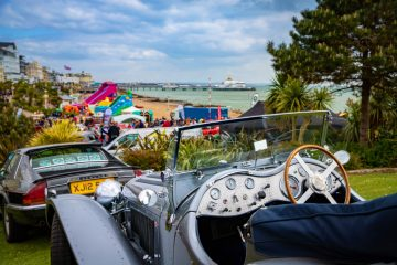 Less Than One Week To Go Until Eastbourne's First Event of the 2021 Season on Eastbourne Bournefree website