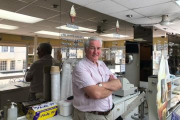 The unbelievable life story of Eastbourne's much-loved ice cream man on Eastbourne Bournefree website