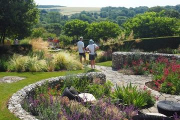 Alfriston gardens featured on Alan Titchmarsh's show to open for Chestnut Tree House children's hospice on Eastbourne Bournefree website