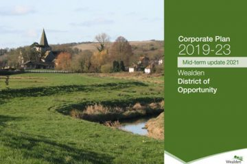 Wealden District Council has updated its Corporate Plan to focus on post Covid economic recovery and the all-embracing need to combat climate change. on Eastbourne Bournefree website