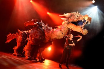 AN ASTONISHINGLY ENCHANTING ADVENTURE at the Congress Theatre in July on Eastbourne Bournefree website