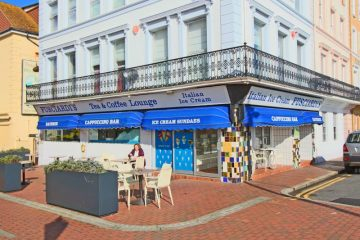 Eastbourne's much loved ice cream parlour has been sold on Eastbourne Bournefree website