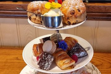 Exciting new Eastbourne restaurant launches 'Flames Afternoon Tea!' on Eastbourne Bournefree website