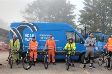 Hailsham Roadway Construction Co makes Business Awards shortlist on Eastbourne Bournefree website