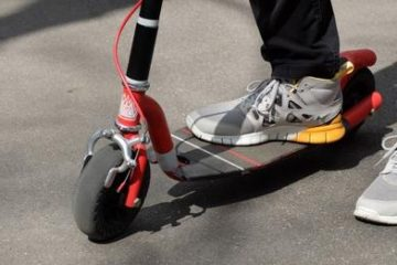 'Help us campaign against e-scooters in Eastbourne' on Eastbourne Bournefree website