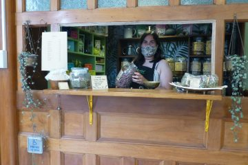 Longleaf opens beautiful kiosk at entrance to store in Meads Street on Eastbourne Bournefree website