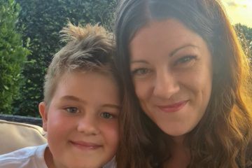 Eastbourne's Oliver and Wendy:A young carer looks after his mum on Eastbourne Bournefree website