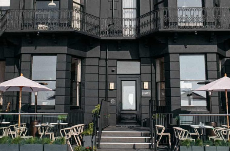 The Daily Mail reviews The Port Hotel, Eastbourne on Eastbourne Bournefree website