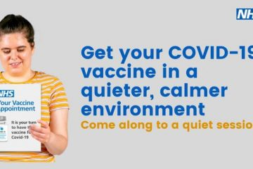 'Quiet vaccination session' coming to Eastbourne this month on Eastbourne Bournefree website