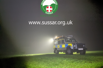 Volunteers Week: Spotlight on Sussex Search and Rescue on Eastbourne Bournefree website