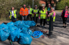 Thank you to our community litter champions on Eastbourne Bournefree website