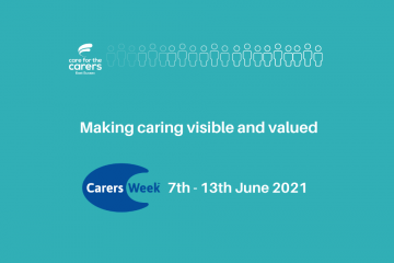 Carers Week, 7th – 13th, Making Caring Visible and Valued on Eastbourne Bournefree website