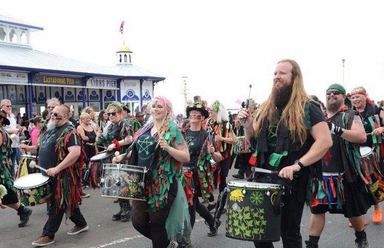 Eastbourne Carnival will be on September 18 on Eastbourne Bournefree website