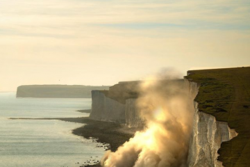 Enjoy our beautiful coastline safely and stay away from the edges and bases of cliffs on Eastbourne Bournefree website