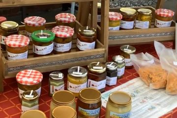 East Dean Village market will be holding a Saturday summer market on Eastbourne Bournefree website