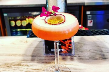 2 for £10 cocktails if you dine at Flames Restaurant this weekend! on Eastbourne Bournefree website