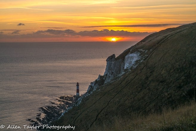 Sign up today for the Beachy Head Lighthouse Challenge 2021 on Eastbourne Bournefree website