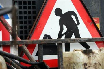 Week of safety work along Cross Levels Way in Eastbourne starts Monday on Eastbourne Bournefree website