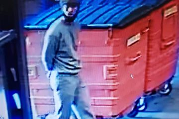 Appeal to trace this man after alleged theft in Hailsham on Eastbourne Bournefree website