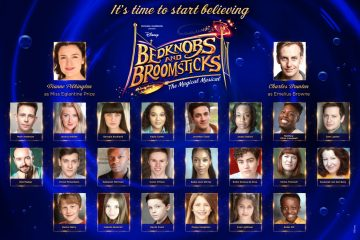 CASTING ANNOUNCED FOR THE MOST MAGICAL MUSICAL HEADING TO EASTBOURNE THIS YEAR! on Eastbourne Bournefree website