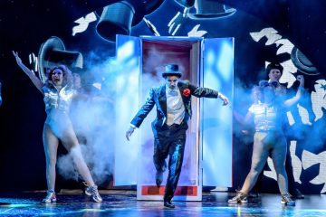 MAKE THIS SUMMER SENSATIONAL WITH LIVE THEATRE IN EASTBOURNE on Eastbourne Bournefree website