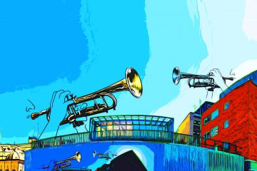 WORLD PREMIER MUSICAL MOMENT - OPEN AIR CONCERT on Eastbourne Bournefree website