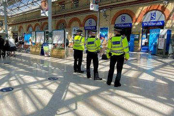 Operation aimed at County Lines dealers on trains into East Sussex on Eastbourne Bournefree website