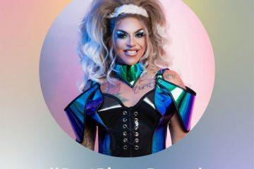 Shyanne O'Shea, Port Hotel, Eastbourne Pride, on Eastbourne Bournefree website