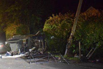 Hailsham man seriously injured after flipping Land Rover car on Eastbourne Bournefree website