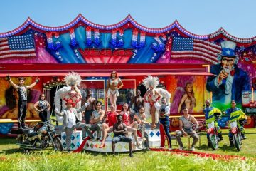 Circus Berlin heading to Eastbourne on Eastbourne Bournefree website