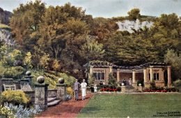EODS are returning to The Italian Gardens thus month on Eastbourne Bournefree website