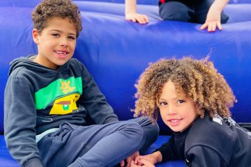 Free Food and Fun holiday club places available on Eastbourne Bournefree website