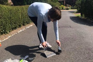 Eastbourne recycling team 'leaves smashed glass all over the roads' on Eastbourne Bournefree website