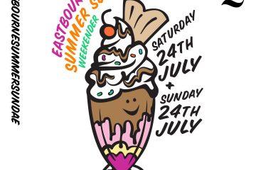 Eastbourne's Summer Sundae Weekender returns! on Eastbourne Bournefree website