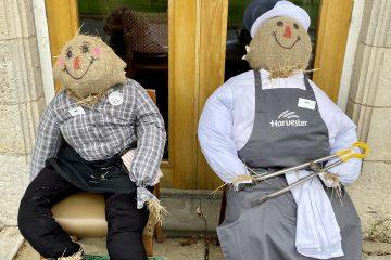 Polegate Scarecrows 2021 Polegate Scarecrows 2021 on Eastbourne Bournefree website