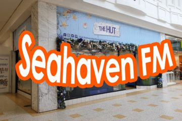 Meet the Seahaven FM team in The Beacon shopping centre today on Eastbourne Bournefree website