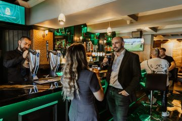 New Irish bar opens in Eastbourne today on Eastbourne Bournefree website