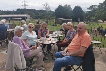 Sharnfold Farm stages NHS Big Tea to thank our heroes on Eastbourne Bournefree website