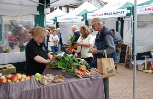 Hailsham Market has been cancelled today (Saturday) on Eastbourne Bournefree website