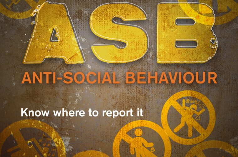 Sussex Police supports ASB Awareness Week on Eastbourne Bournefree website